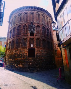 Iglesia de San Vicente, sede de La Inquisición de Toledo. Conversos