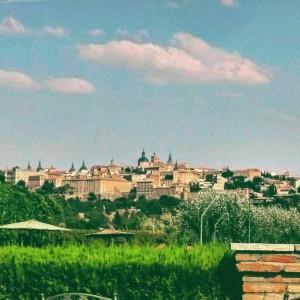 Vistas de Toledo. Cocina con Historia.