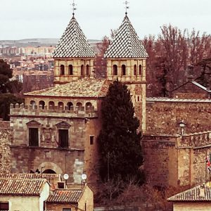 Puerta de Bisagra (Toledo)
