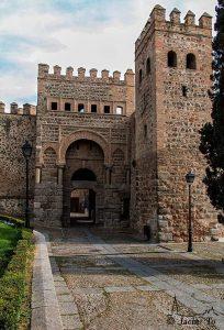 Puerta de Alfonso VI (Fotografía de Jacin To)