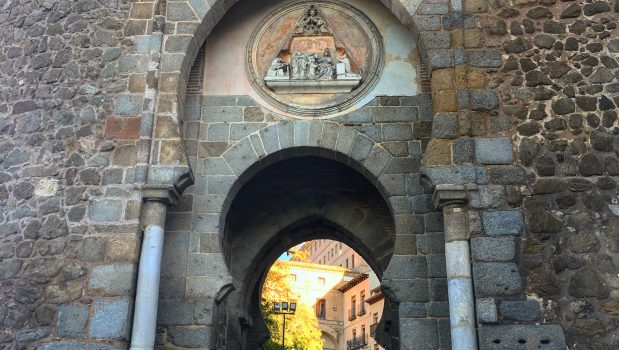 Puertas de toledo puerta del sol y puerta de alarcones for Shoko puerta de toledo
