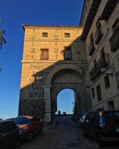 Puerta de Alarcones (Toledo)