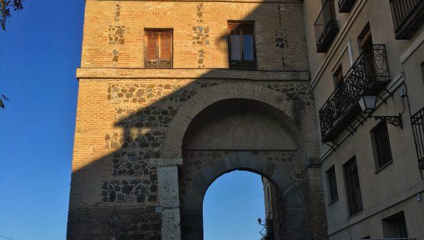 Puertas de toledo puerta del sol y puerta de alarcones for Puerta del sol hoy