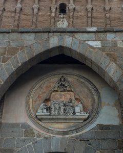 Medallón Puerta del Sol (Toledo)